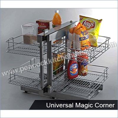 Magic Basket Corner