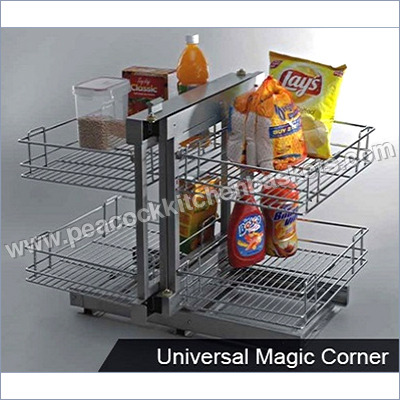 Magic Kitchen Corner Basket