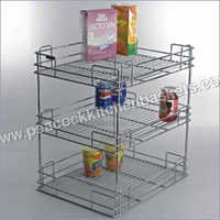 3 Shelf Kitchen Organiser