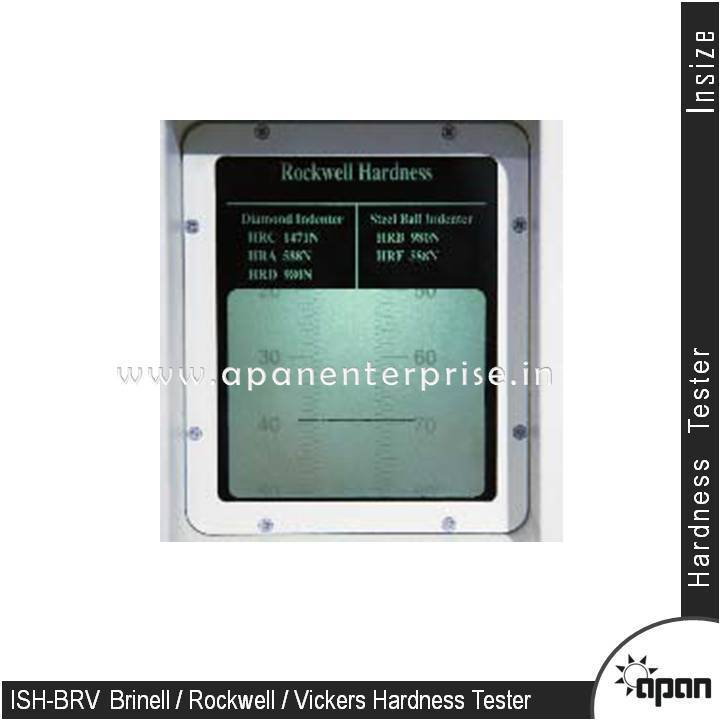 Brinell / Rockwell / Vickers Hardness Tester