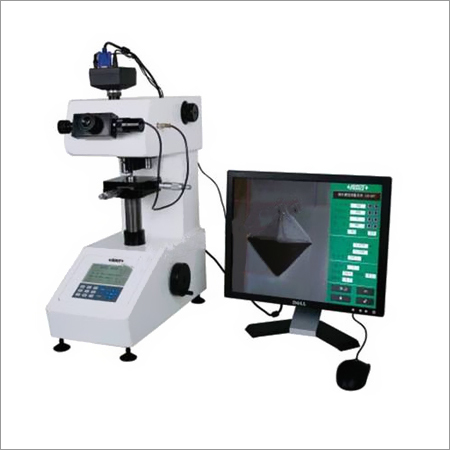 Vickers Hardness Measuring System