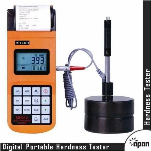 Digital Portable Hardness Tester with Printer