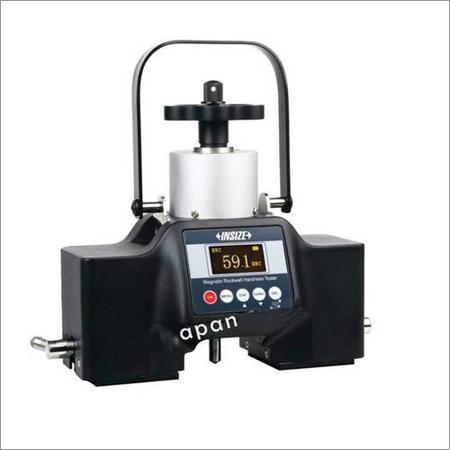 Digital Magnetic Rockwell Hardness Tester