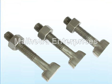 T Bolts For Industrial Use