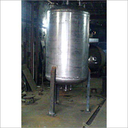 Chemical Receivers Tank