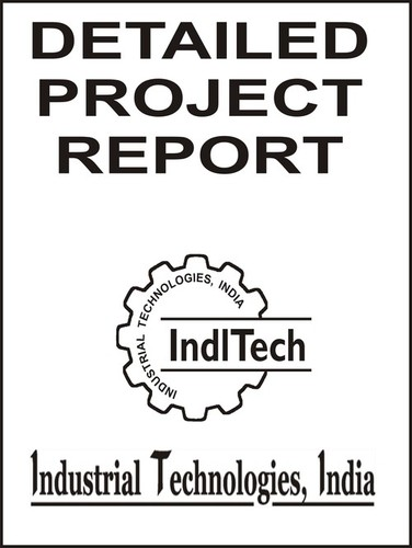 Project Report on SANITARY NAPKINS (DISPOSABLE) [CODE NO. 1754]