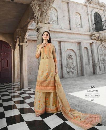 Exclusive Pure cotton Digital Printed Suit