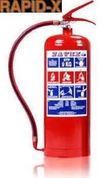 DCP 4 Kg Fire Extinguisher