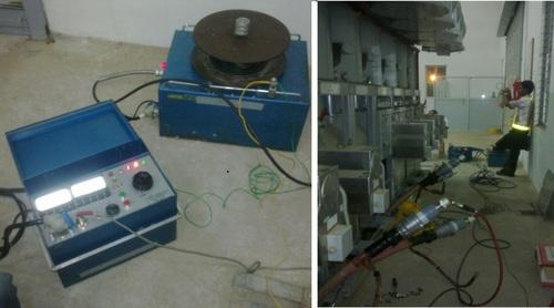 HV DC Testing of 66KV Cables Delhi