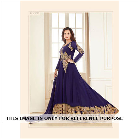 Diya Mirza's Exclusive Designer Suit