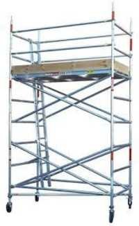 Mobile Tower Scaffold With Ladder