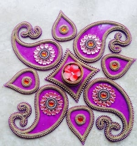 Decorative Fancy Rangoli
