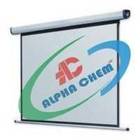 Projection Screen Wall Hanging