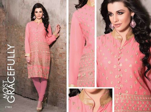 Shervani Style Full Slives Kurties