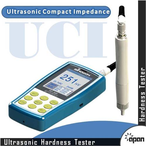 Ultrasonic Hardness Tester