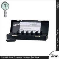 Shore Durometer Hardness Test Block