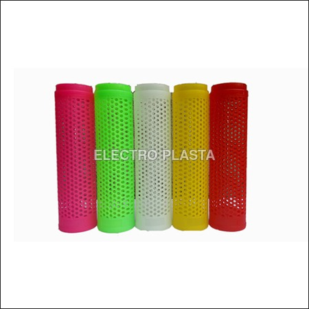 Perforated Dye Tube