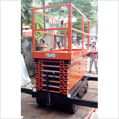 Movable lift (11 mtr.)