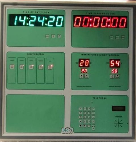 Operation Theatre Control Panel (Membrane Type)