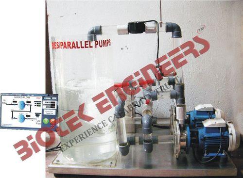 Series / Parallel  Pumps