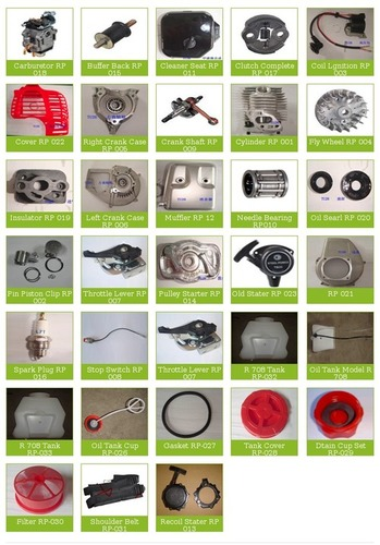 Agricultural Sprayer Spare Parts