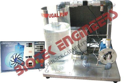 Centrifugal Pump Characteristics