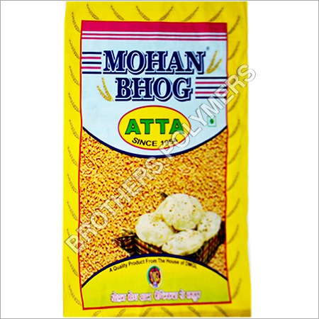 Plastic Wheat Flour Packing Bags