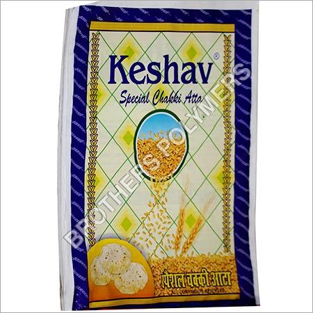 Wheat Flour Packaging Bags
