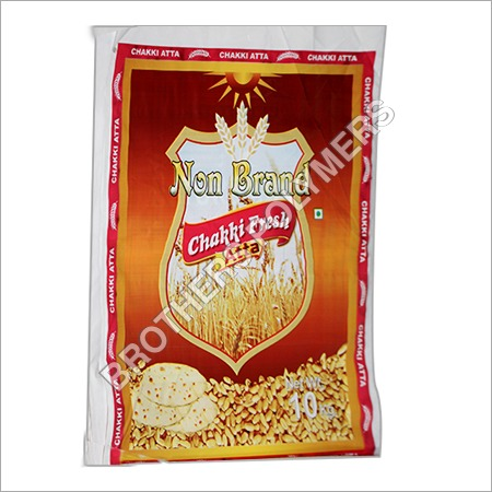 Flour Packaging Pouches