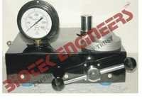 Dead Weight Pressure Gauge Calibrator