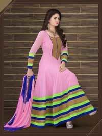 AYESHA 2, GEORGETTE PARTY WEAR SUIT