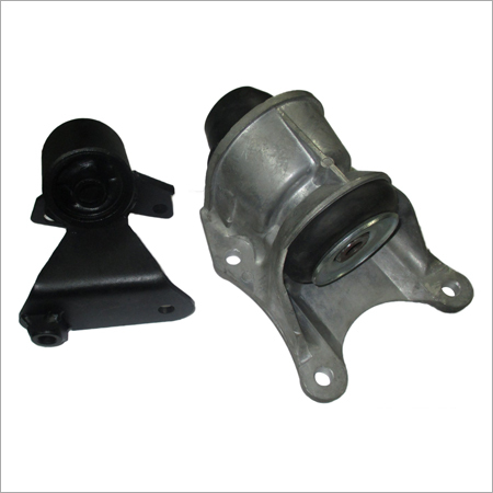Engine Lower Link Mounting