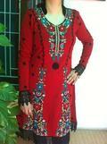 Women Woolen Kurtis