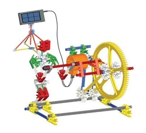 Solar building Learning&Education Building Blocks Science Toys