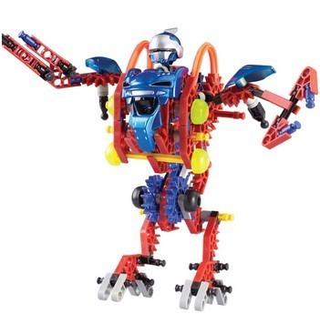 Building blocks toys Hero soldier whirlwind robot