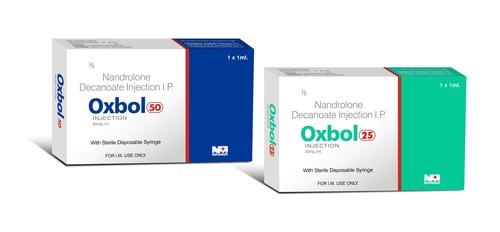 Oxbol-25 & 50 LNJ