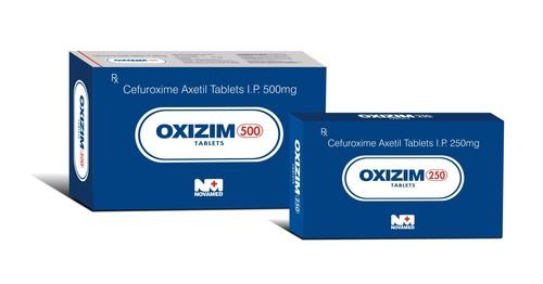 Oxizim-250 & 500 Tab Mix