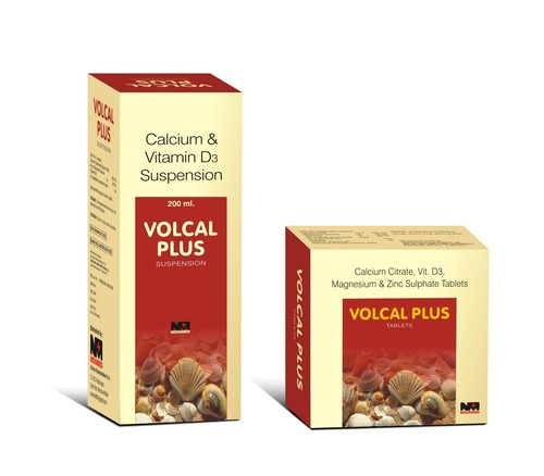 Volcal Plus