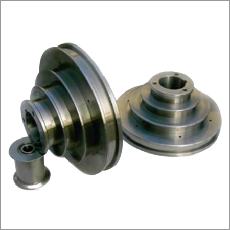 TC Coated Pulleys