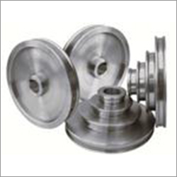 Tungsten Carbide Coated Pulley