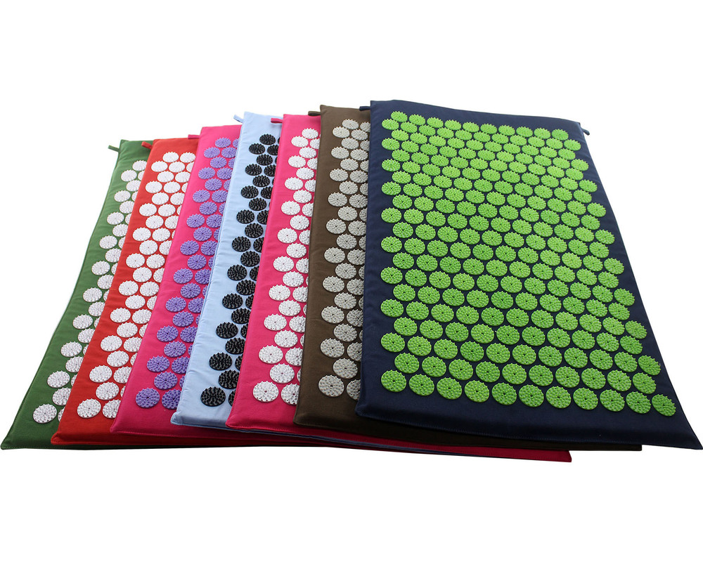 Acupressure Mat (Red-White)