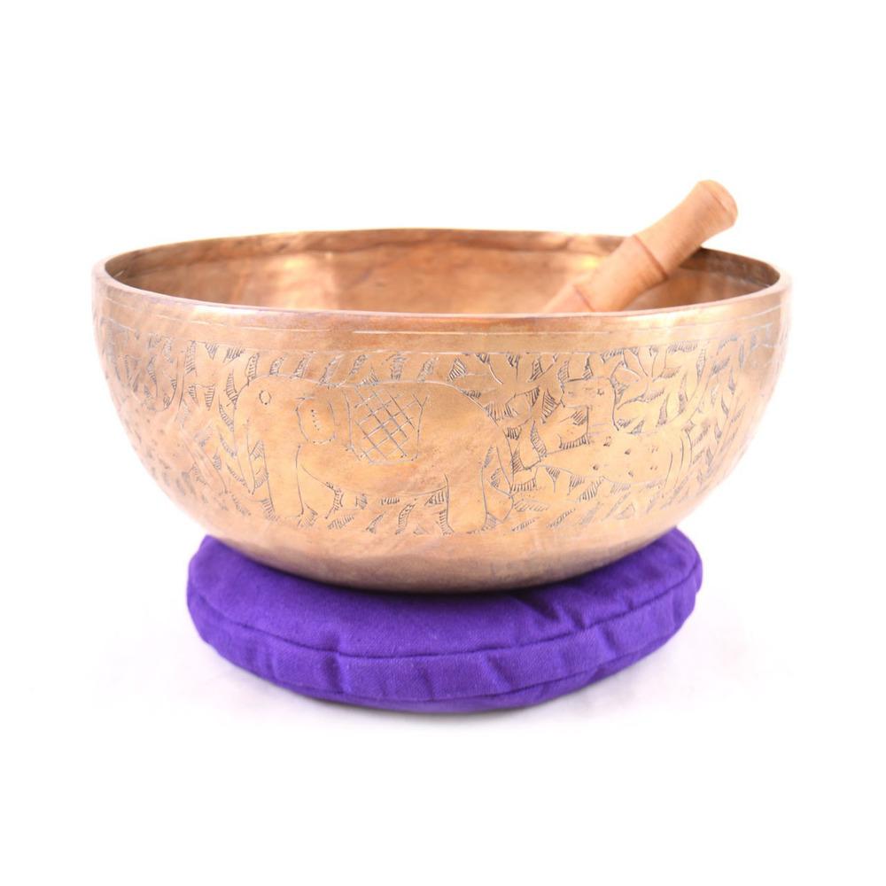Handmade Tibetan Singing Bowls