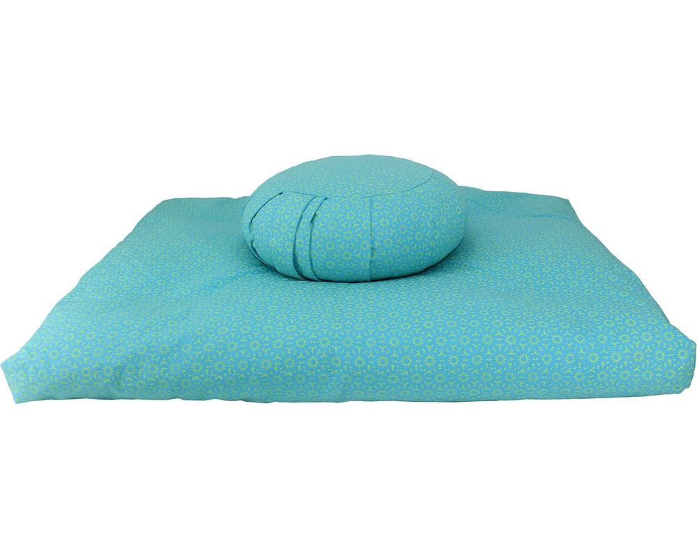 Meditation Cushion set- Antigua Sand