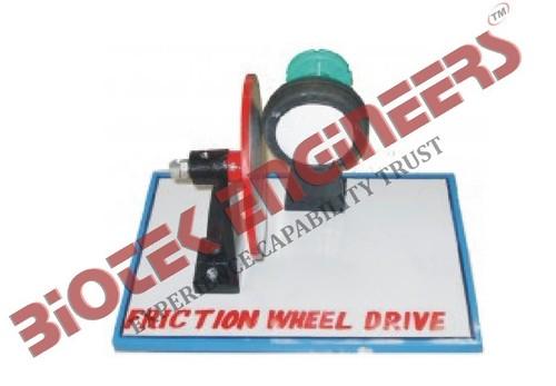 Friction Wheel Drive