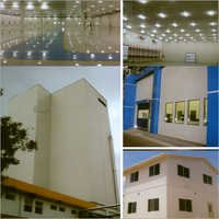 Instabuild pre Fabricated Sandwich panel System