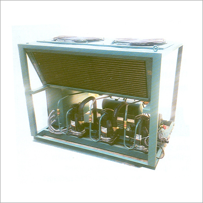 Rack Refrigeration with Scroll Compressors