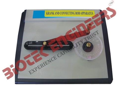 Crank & Connecting Rod Model