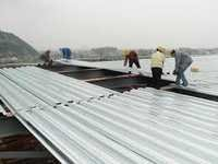 Decking Roofing Sheet