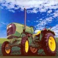 35 HP Tractors