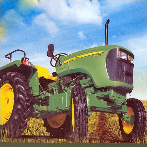 39 HP Tractors